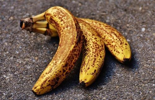 검은반점 바나나를 먹었을 때 우리 몸에 일어나는 9가지 변화들