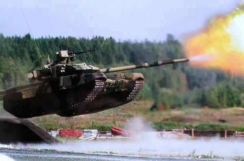 영화 속에 등장하는 아무것도 막을 수 없는 탱크