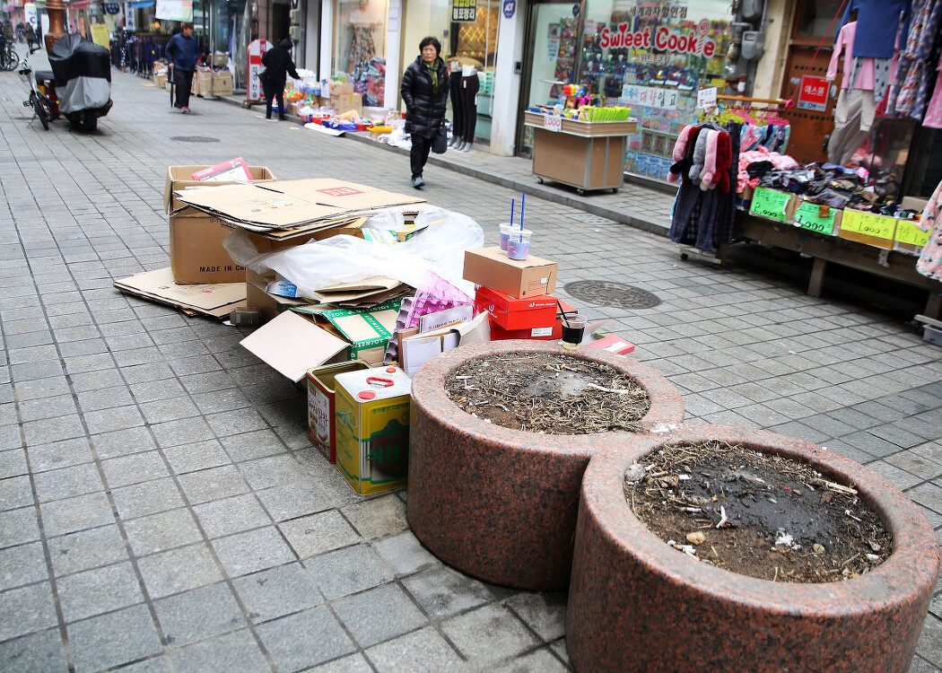 [이천소식] 초보 동장의 하루 - 모으면 자원, 모이면 쓰레기?