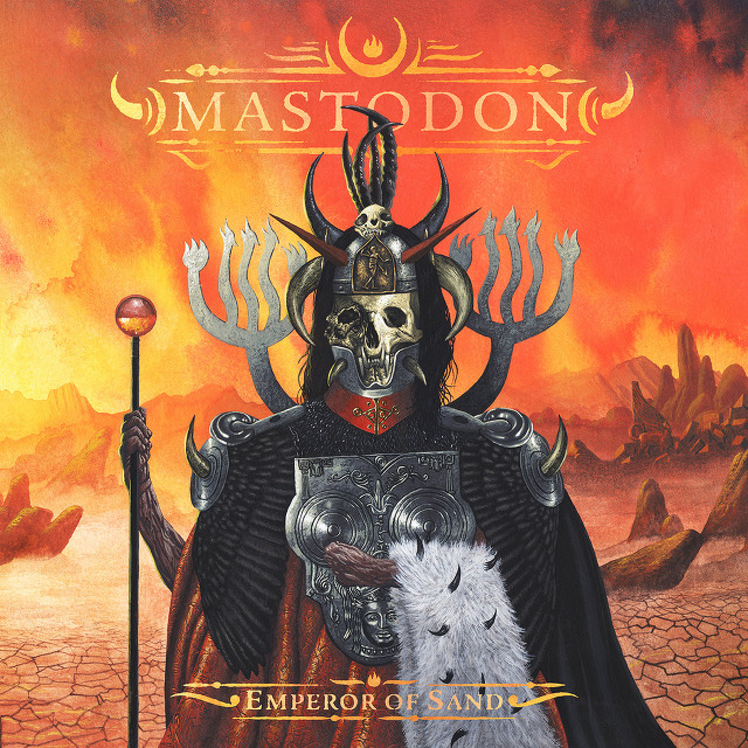 MASTODON, 일곱 번째 앨범으로 돌아온 헤비메탈의 미래