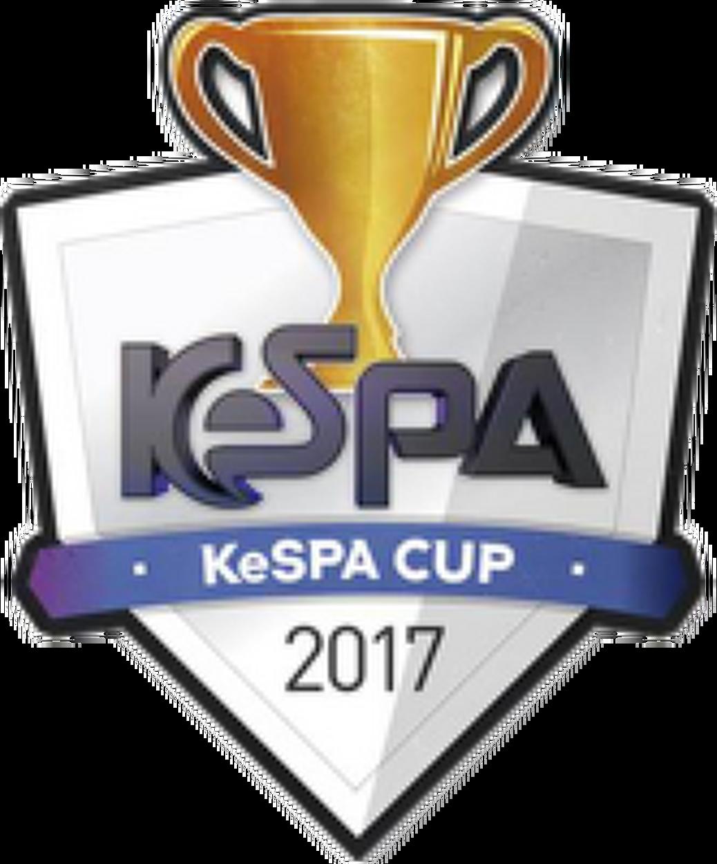 [KeSPA Cup - 케스파 컵] 2017 KeSPA Cup -..