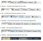 [C#] TabControl 여러가지 Style UserControl 대박..