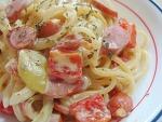 라면만큼 쉽게 뚝딱! '스파게티' 만들기, 겨울방학 간식 스파게티 만드는 법
