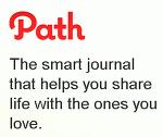 Life 2.0 의 새로운 방향을 제시한 path 2.0 Grand Update에 대한 몇가지 생각