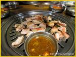 <논현동 맛집> 삼다연 : 항정살, 흑돼지 오겹살