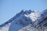 """알래스카"""" Arctic vally 의 설산들"""""""
