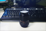 Carl Zeiss Jena 135mm f/3.5 Lens - 외형 및 샘플 샷