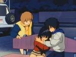 아바카브에서 마도카와 함께 아르바이트 변덕쟁이 오렌지 로드 きまぐれオレンジ☆ロード Orange Road  제5화