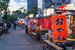 후쿠오카 여행, 후쿠오카 밤 거리 산책, 야타이, 캐널시티 원피스 분수쇼