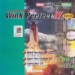 [Cover] 가산전자 WinX Perfect IV Special 드라이버 CD커버