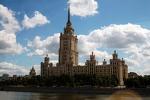 북유럽 여행기 34 - 러시아 모스크바대학교