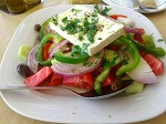 [그리스음식] 그릭 샐러드(greek salad) /지중해식 그리스 샐러드 만드는법
