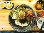 가성비 최고, 스시팡 점심메뉴 '회덮밥'