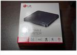 외장형 ODD LG전자 Slim Portable DVD Writer GP50NB40 사용기