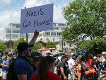 샬러츠빌  - 부상하는 나치의 위험과 그 대안