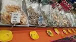 [인천]신포시장에 가면 닭강정도 있고 야채치킨도 있고 타르트도 있고 공갈빵도 있고 핫도그도 있고 부각도 있고 살도 디룩디룩 찌고