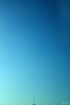 파란하늘 꿈이..