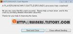 배틀그라운드 Crash Repoter 오류 해결방법