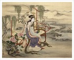 양귀비, 서시, 왕소군, 우희와 아울러 중국의 4대 미인 중 한 사람이라 일컬어진다.