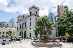 ▩마카오 여행기▩ 유네스코 세계 문화 유산 답사기 ⑤ 대성당, 대성당 광장