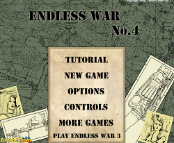 중독성 게임 하기/끝없는 전쟁4 endless war no.4