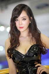 2013 서울모터쇼 스피라 부스의 인기녀 임지혜 님