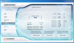 Intel HD3000, 메모리 성능에 따른 성능 차이.