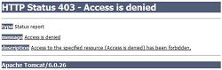 Apache, Tomcat IP 접근제한