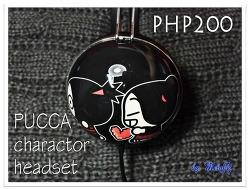 [헤드셋] 뿌까 케릭터 헤드셋 PHP200