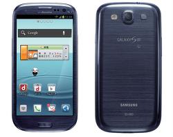 日 NTT docomo, 2GB RAM 탑재 Galaxy S III SC-06D 정식 발표