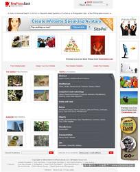 블로그용 또는 웹 디자이너들이 무료로 사용할 수 있는 이미지 제공 사이트들~!!