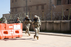 Product Support : Fully Immersive Training Environment for US Army Ground Forces