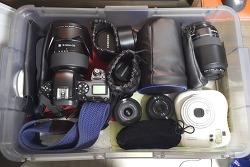 카메라 제습함을 들이다 - 나가바야시(CAPATY) 드라이박스 DB-11L