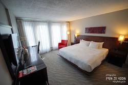 캐나다 에드먼튼 매트릭스 호텔 Matrix Hotel