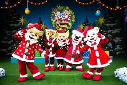 X-mas와 연말은 에버랜드에서! 에버랜드, 크리스마스 특별 이벤트