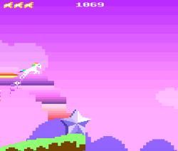 말게임 - Retro Unicorn Attack