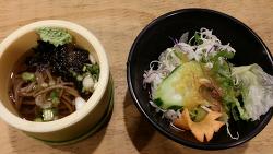 [먹방] 삼양검은모래해변 스시 맛집<황금무지개>