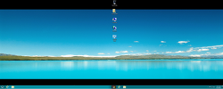 듀얼 모니터 작업표시줄 (Dual Monitor Taskbar)