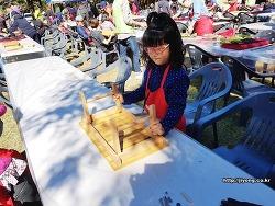 목재 DIY 캠핑을 더 하다! 아이러브우드 캠핑 후기