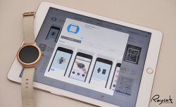 LG 워치 스타일 아이폰, 아이패드와 궁합은?