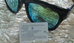 미러선글라스 자외선 차단 99.9% 착한가격 남자  여자 미러선글라스