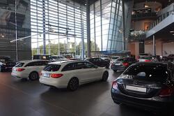 독일 벤츠 박물관에서 파는 벤츠 자동차는 쌀까?