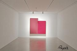 아라리오 노부코 와타나베전 '색과 공간 너머의 이면'