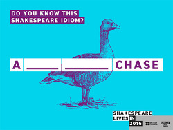 [LearnEnglish 영어 퀴즈 #78] Shakespeare Idiom
