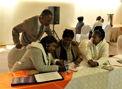 Non-formal Educators to Foster a Culture of Peace in Lesotho!