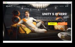 GDC 2015 유니티, 유니티5 정식 발표와 퍼스널 에디션 발표