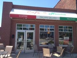 인디애나폴리스 이탈리 젤라또 가게 'Cafe Nonna'