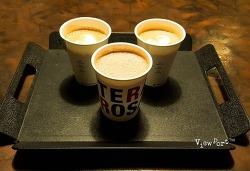 색다른 분위기의 커피전문점 양평 테라로사커피 서종점 - 양평가볼만한곳