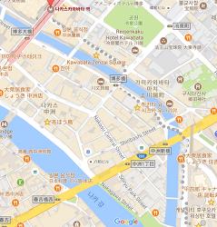 후쿠오카 공항에서 시내 캐널시티 찾아가기