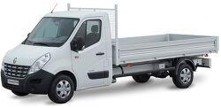 르노삼성이 1톤 상용 트럭을 국내시장에 내려고 시장조사를 한다는 이야기/ 포터 더블캡/ 전기 화물차